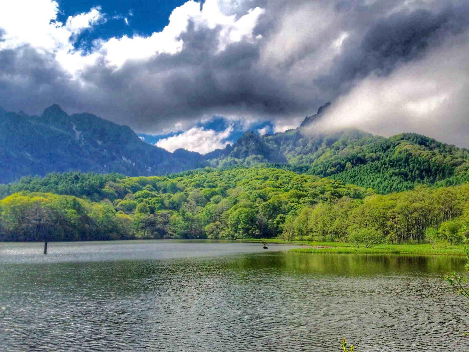長野県の池