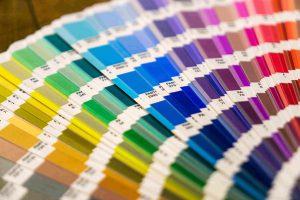 色見本の画像